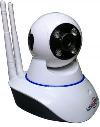 SRP-100 поворотная беспроводная видеокамера с подключением по WiFi